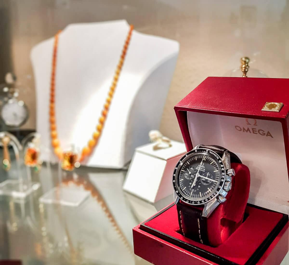 Verkaufen Sie noch heute Ihren Schmuck oder Ihren Uhren bei Ankauf am Bahnhof in Moers